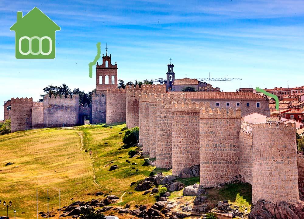 Próximos lanzamientos en Ávila centro